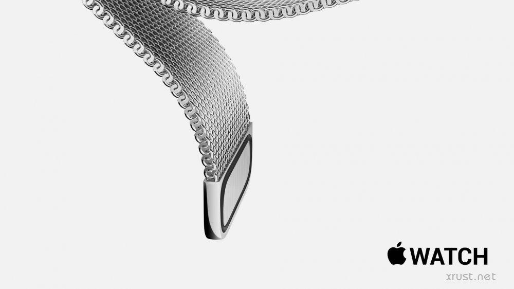 Браслет для Apple Watch увеличит время работы гаджета почти в три раза