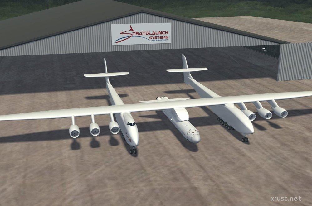 Первый тестовый полёт самого большого самолёта в мире состоится в 2016 году