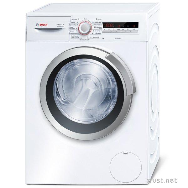 ���������� ������ Bosch Serie 6 3D Washing