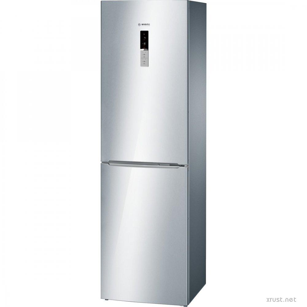 Холодильник с нижней морозильной камерой Bosch KGN39VI15R