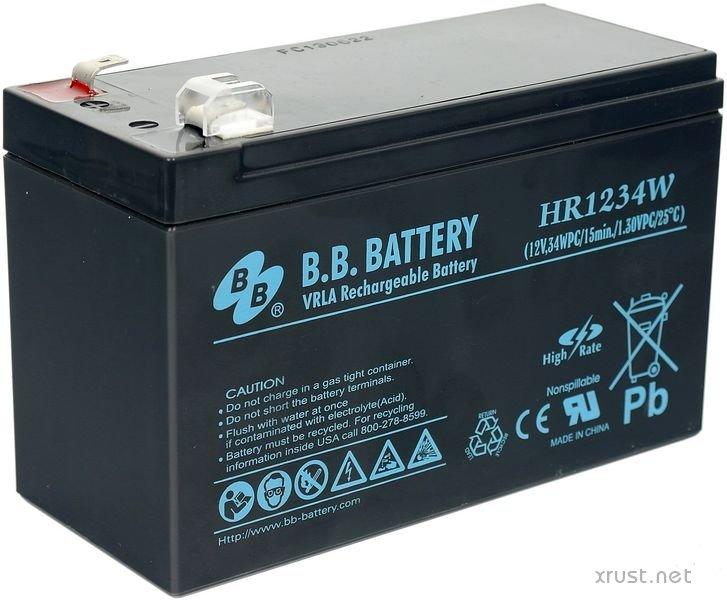 Разновидности аккумуляторов для ИБП и их особенности