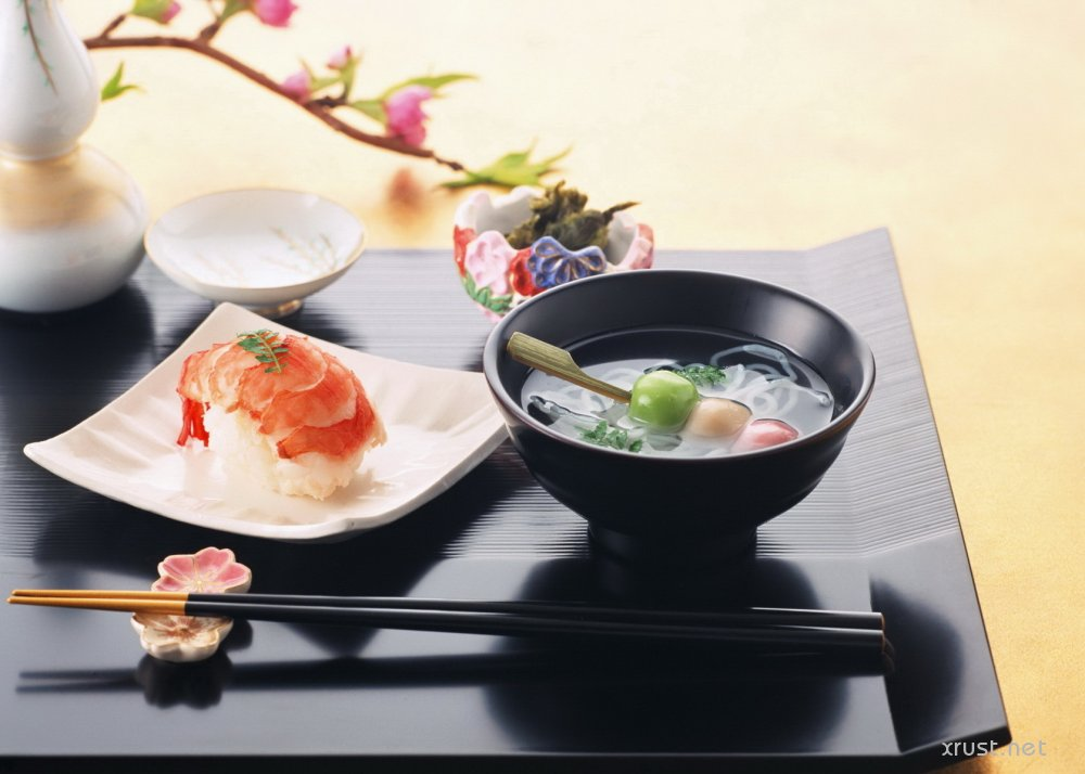 Классический рецепт суши: что в составе?