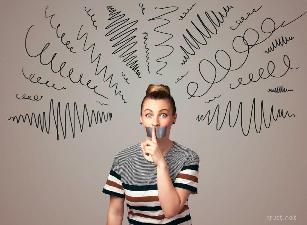 Слова-паразиты выдают секреты и психотипы человека