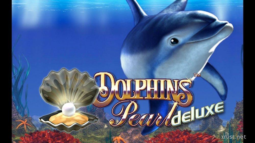 dolphins pearl новоматик