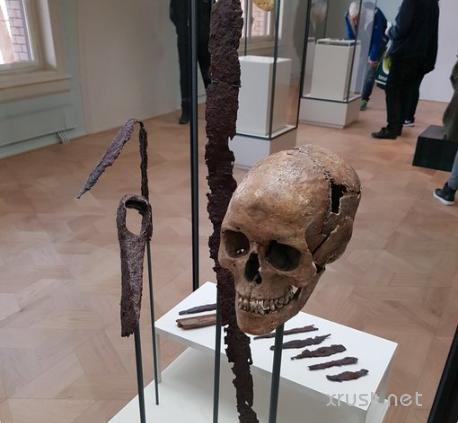 Восстановлено лицо женщины-викинга, жившей 1000 лет назад