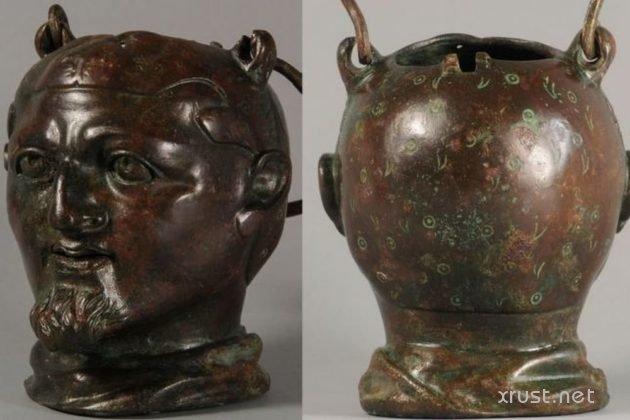 Уникальный артефакт найден в Болгарии