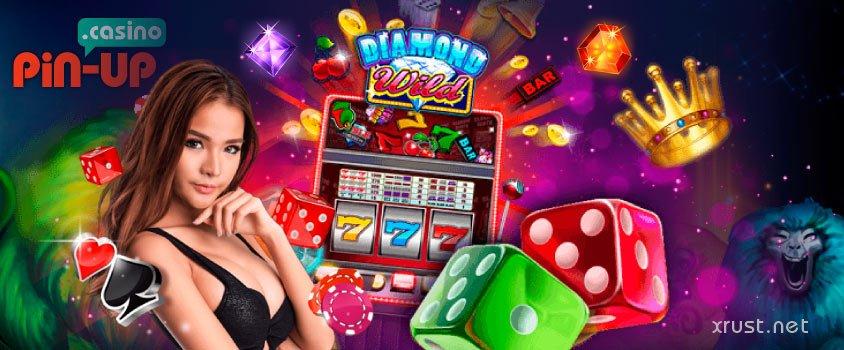 Классические игровые автоматы в казино Пин Ап
