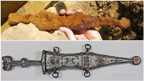 Уникальная по сохранности находка возрастом 2 000 лет