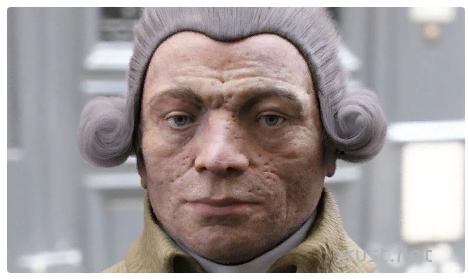 Воссоздано истинное лицо Наполеона